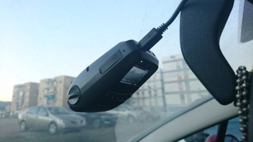 Apeman C550 dash cam review: Nice day and night video, but forget the rear camera