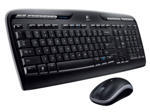 Logitech MK320 wireless keyboard & mouse review: A flawed mouse holds this bundle back