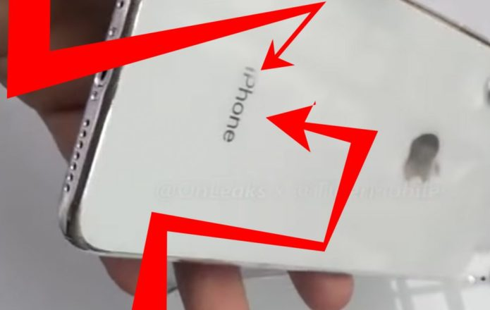 New iPhone X leaks in hands-on videos