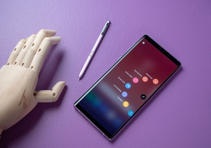 How to Turn Off the Galaxy Note 9 Always On Display