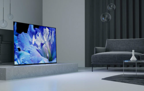 Sony BRAVIA A8F 4k OLED TV Review