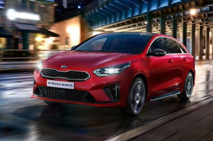 2019 Kia Proceed FIRST DRIVE review – price, specs and release date