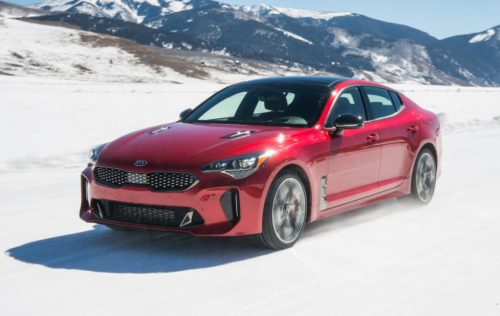 The 2018 Best All-Wheel Drive Sedans for Under $40k