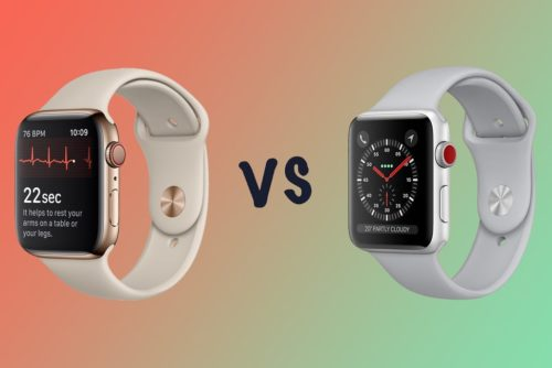 Apple Watch Series 4 vs Series 3: What's the difference?