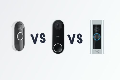 Arlo Audio Doorbell vs Nest Hello vs Ring Video Doorbells: What's the difference?