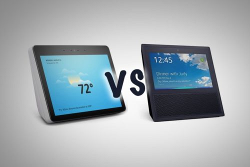 Amazon Echo Show (2018) vs Amazon Echo Show (2017): What's the difference?