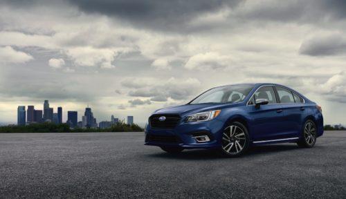 2018 Mazda6 vs 2019 Ford Fusion vs 2019 Subaru Legacy: Midsize Sedan Showdown