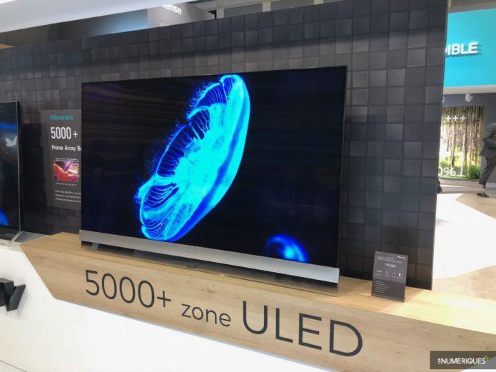 Hisense 75U9D ULED TV First Look Review