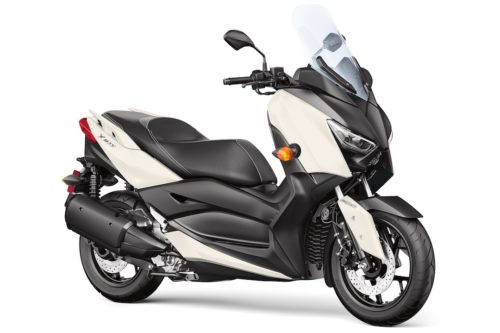 2018 Yamaha XMax Review (17 Fast Facts):  Another Happy Max