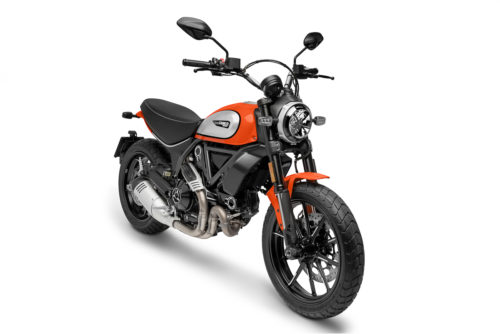 2019 Ducati Scrambler Icon First Look Review – Joyvolution: More fun in the land of joy
