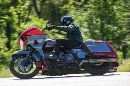 Riding Harley-Davidson's 2019 Touring Line