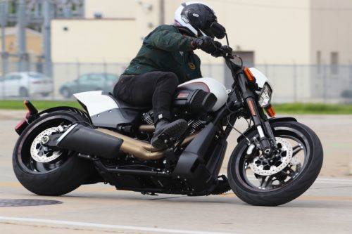 2019 Harley-Davidson FXDR 114 First Ride Review – A drag racer crossed with a fighter jet… or so they say