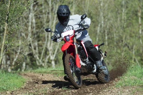 2019 Honda CRF450L First Ride Review – Hey Honda, who should I make the check out to?