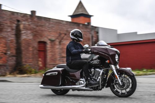 2019 Indian Chieftain Limited Review (17 Fast Facts)