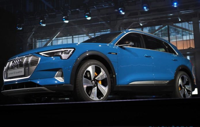 The Audi e-tron is great news for Tesla drivers