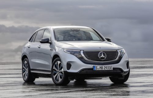2020 Mercedes-Benz EQC revealed: EV range, power & all the tech