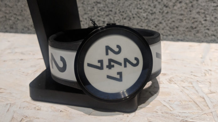 Sony FES Watch U Hands-on review: First look - The e-paper watch breaks out of Japan