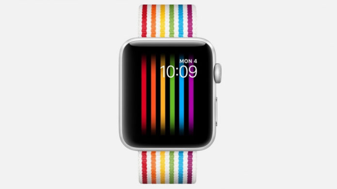 And finally: Apple Watch Pride face is blocked in Russia by watchOS 5