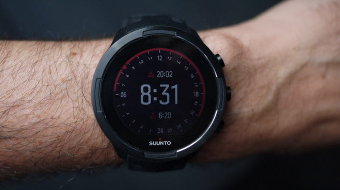 Suunto 9 review : We take Suunto's big battery running watch for a spin