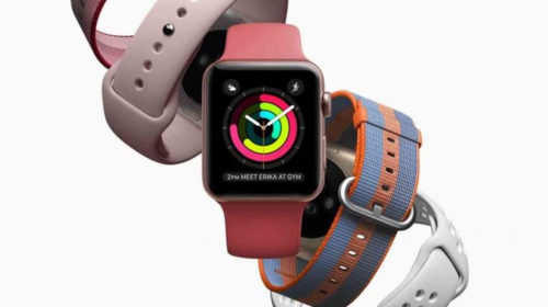 And finally: Apple Watch Series 4 apps will be bigger and better