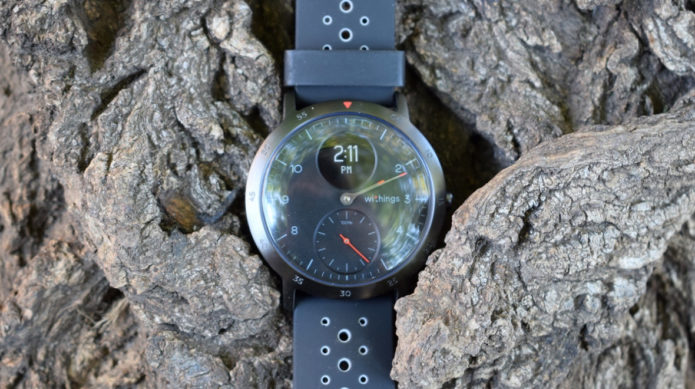 Withings Steel HR Sport Hands-on Review : First look - Getting the band back together