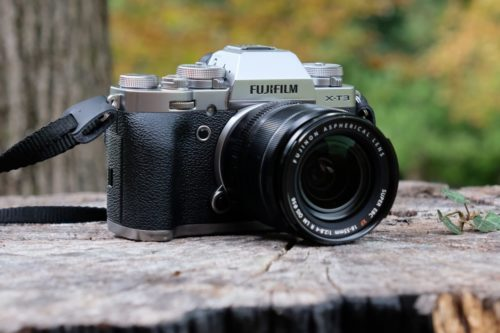 Fujifilm X-T3 First Look Review : A classic-looking camera with one eye on the future