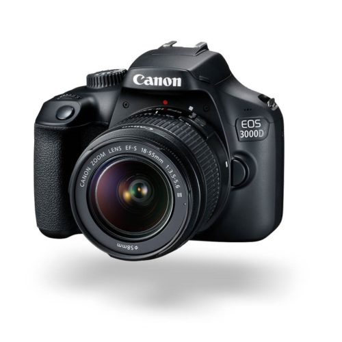 Canon EOS 3000D Kit (EF S18-55 II) Review
