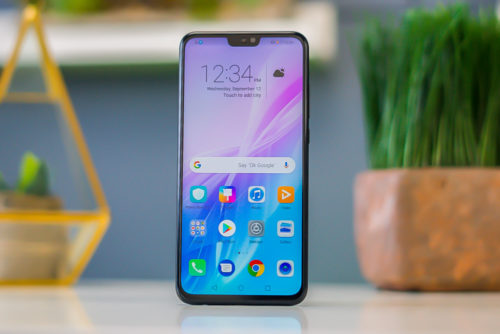 Honor 8X Hands-on Review : First Impressions