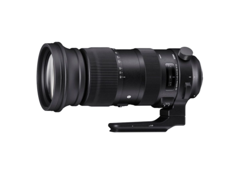 Sigma 60-600mm F4.5-6.3 DG OS HSM Sports Lens Announced