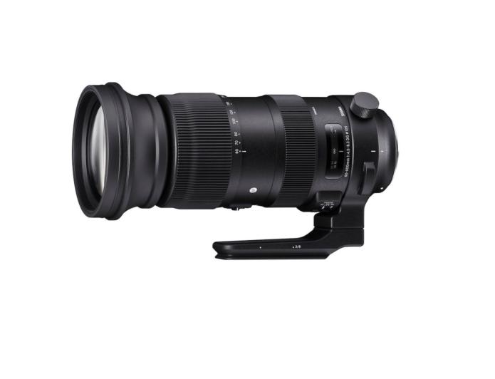 Sigma 60-600mm F4.5-6.3 DG OS HSM Sports Lens Announced