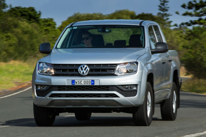 Volkswagen Amarok Core V6 to open under $50K