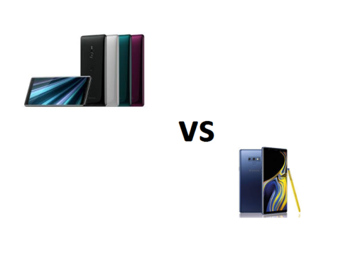 Sony Xperia XZ3 vs Samsung Galaxy Note 9 specs comparison : Battle of flagships once more!