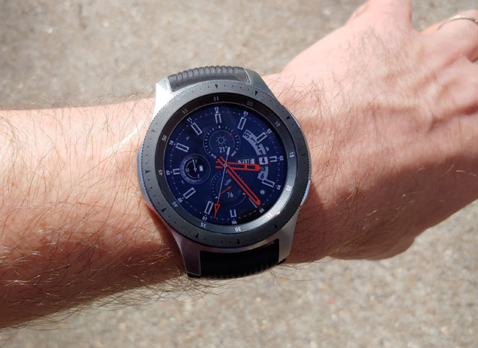 Samsung Galaxy Watch Review: Just Right