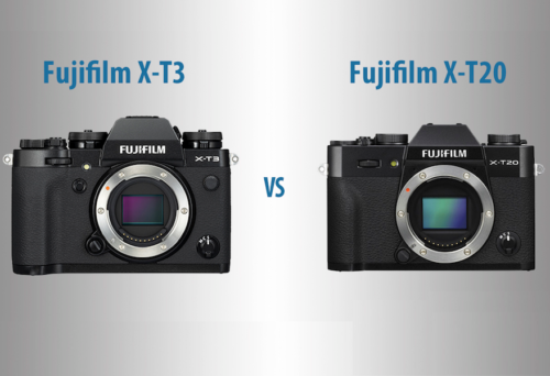 Fujifilm X-T3 vs X-T20 – The 10 Main Differences