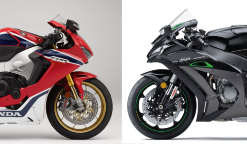 2018 Honda CBR1000RR SP vs. 2018 Kawasaki Ninja ZX-10R SE – Superbike Comparison