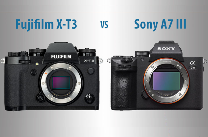 Fujifilm X-T3 vs Sony A7 III – The 10 Main Differences