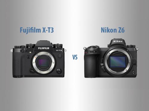 Fujifilm X-T3 vs Nikon Z6 – The 10 Main Differences