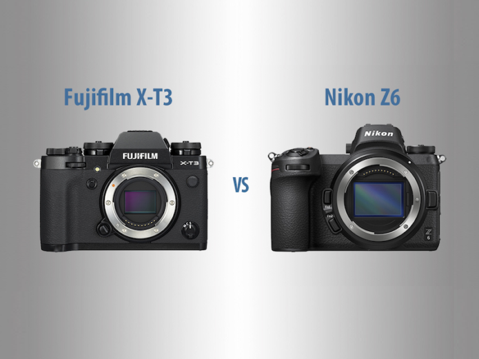 Fujifilm X-T3 vs Nikon Z6 – The 10 Main Differences