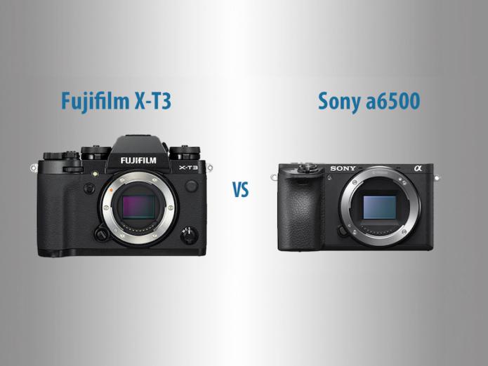 Fujifilm X-T3 vs Sony a6500 – The 10 Main Differences