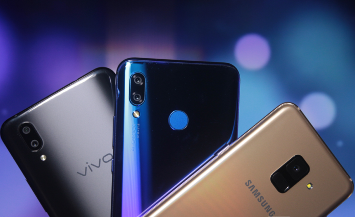 Premium Mid-Range Showdown: Nova 3 VS vivo X21 VS Samsung Galaxy A8 (2018)