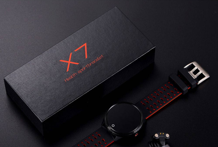 Microwear X7 Review: Best Fitness watch under budget of $50