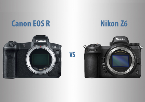 Canon EOS R vs Nikon Z6 – The 10 Main Differences