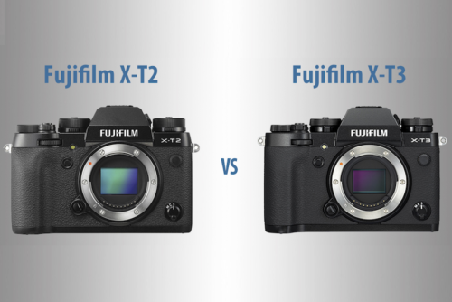 Fujifilm X-T2 vs X-T3 – The 10 Main Differences