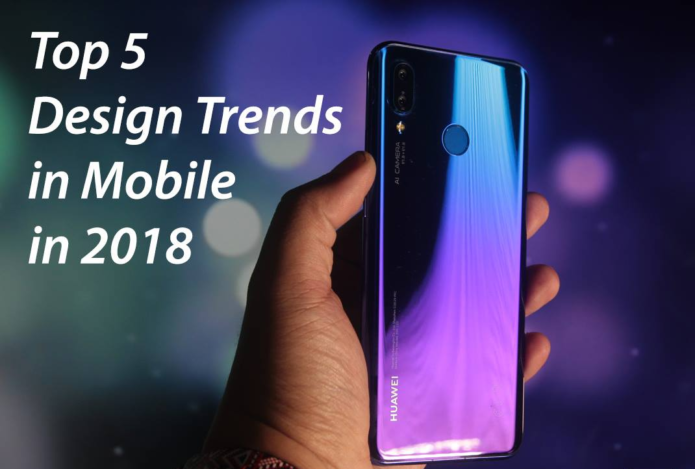 Here's The Top 5 Design Trends In Mobile This Year