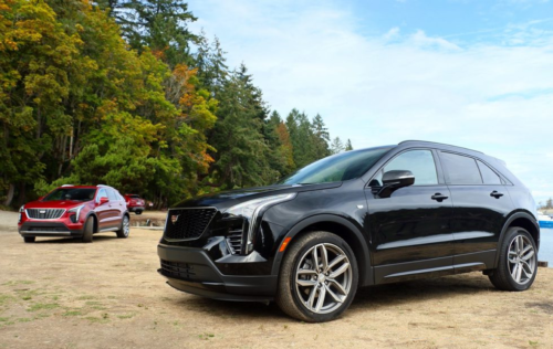Why these apps in the 2019 Cadillac XT4 are a sign of things to come