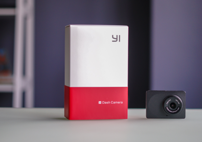 Yi Compact Dash Camera Hands-on Review