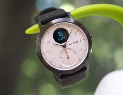 Withings Steel HR Sport Review: Analog style with a smart heart