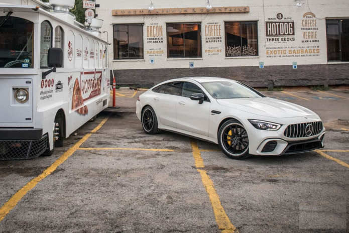 2019 Mercedes-AMG GT 53 and 63 S 4-Door Coupe Review – International