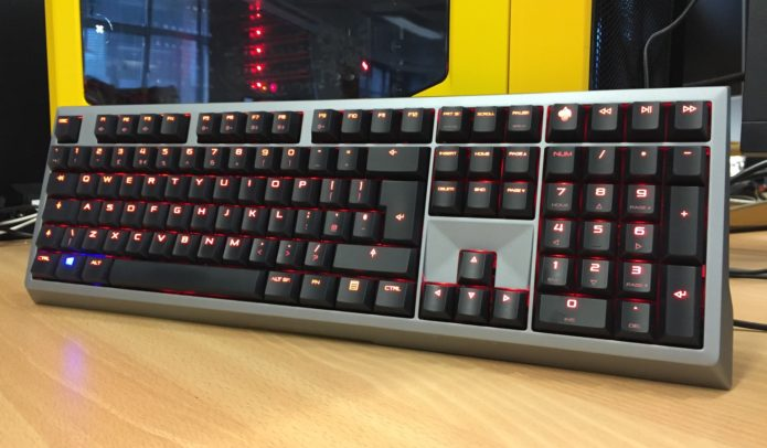 Cherry MX Board 6.0 review: Nothing beats good ol' Cherry MX switches