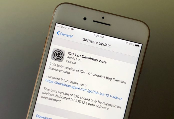 5 Things to Know About the iOS 12.1 Update